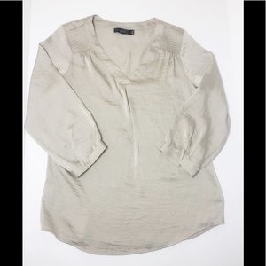 The Limited Champagne Blouse